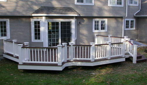 Custom deck builders - from deck design to beautiful decking, we can custom build your dream outdoor deck or porch